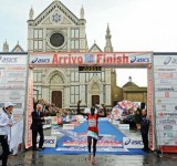 Firenze Marathon: tripletta keniana