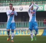Il Napoli vince a Verona