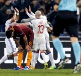 Barcellona 4 goal alla Roma