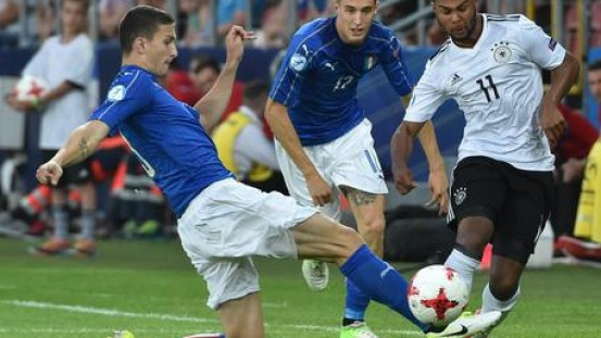 Europei Under 21: 1-0 alla Germania, Italia in semifinale