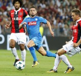 Champions League, Napoli Ko