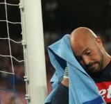 """De Laurentiis: """"Reina rispetta il contratto"""""""